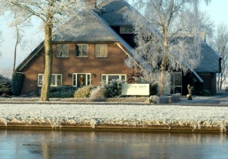 "B&B Appartement ""Haamstede"" in Giethoorn"